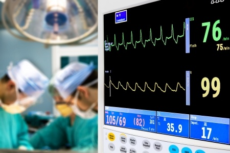 Patient in Operating Room